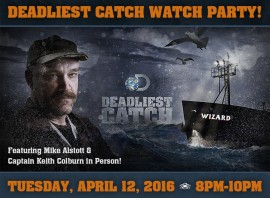 Deadliest Catch Watch Party