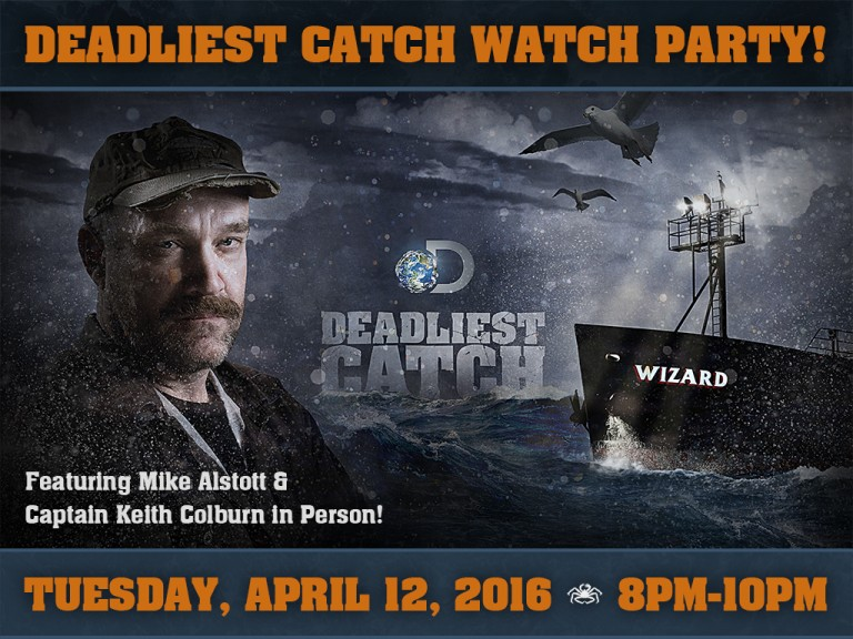 Deadliest Catch Watch Party