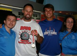 2016 Summer Bowling Party