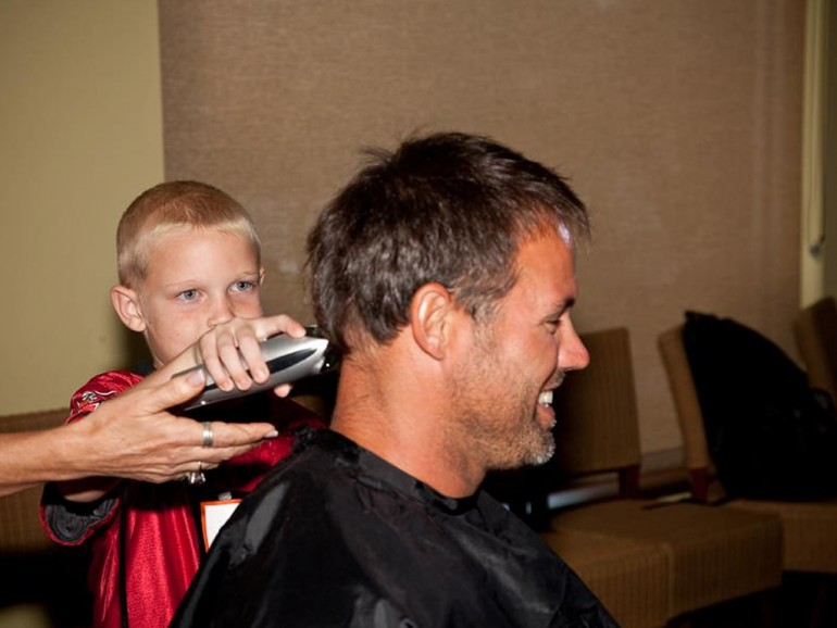 Cut for a Cure Challenge