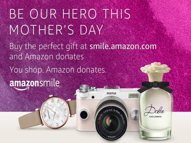 Be Our Hero This Mother's Day