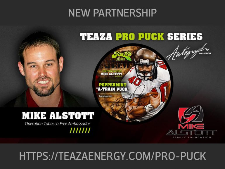 Limited Edition TeaZa® Energy Pro-Pucks