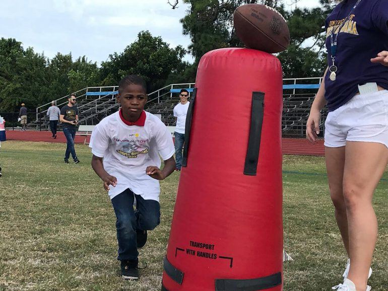 11th Annual Sports Buddies Day with Big Brothers Big Sisters of Tampa Bay