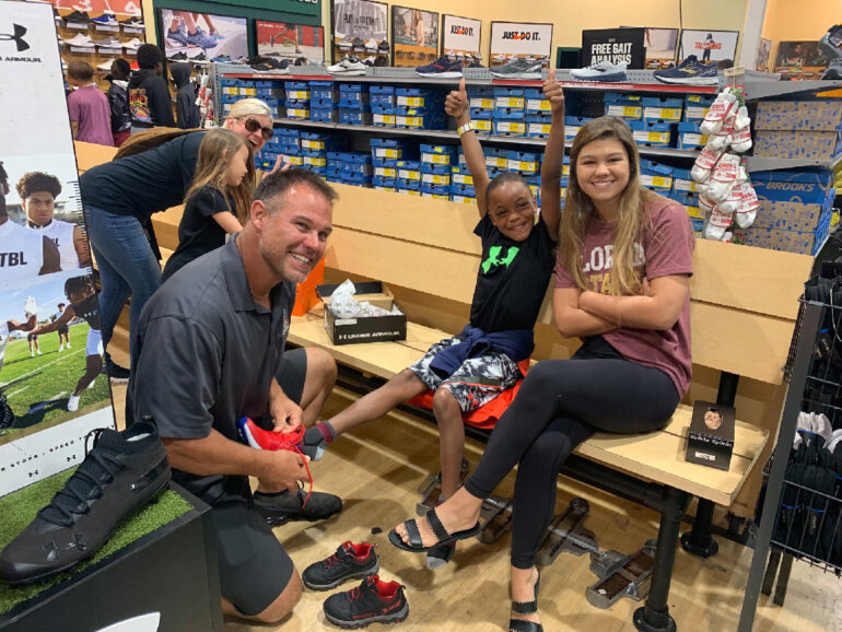 2019 Back To School Shopping Spree At Dick's Sporting Goods