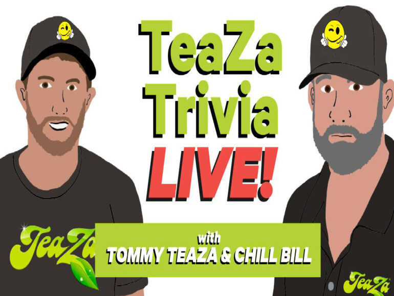 TeaZa Trivia Live With Mike Alstott